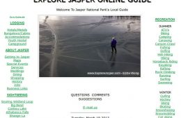 Explore Jasper Local Online Guide