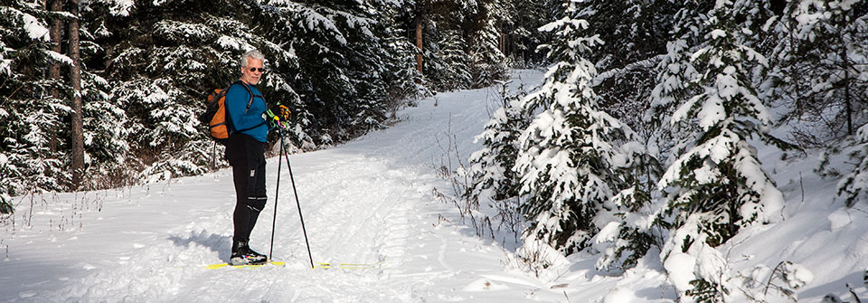 Crosscountry Ski